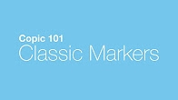 Copic Classic Marker 101