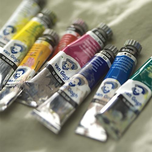 Van Gogh Oil Colours