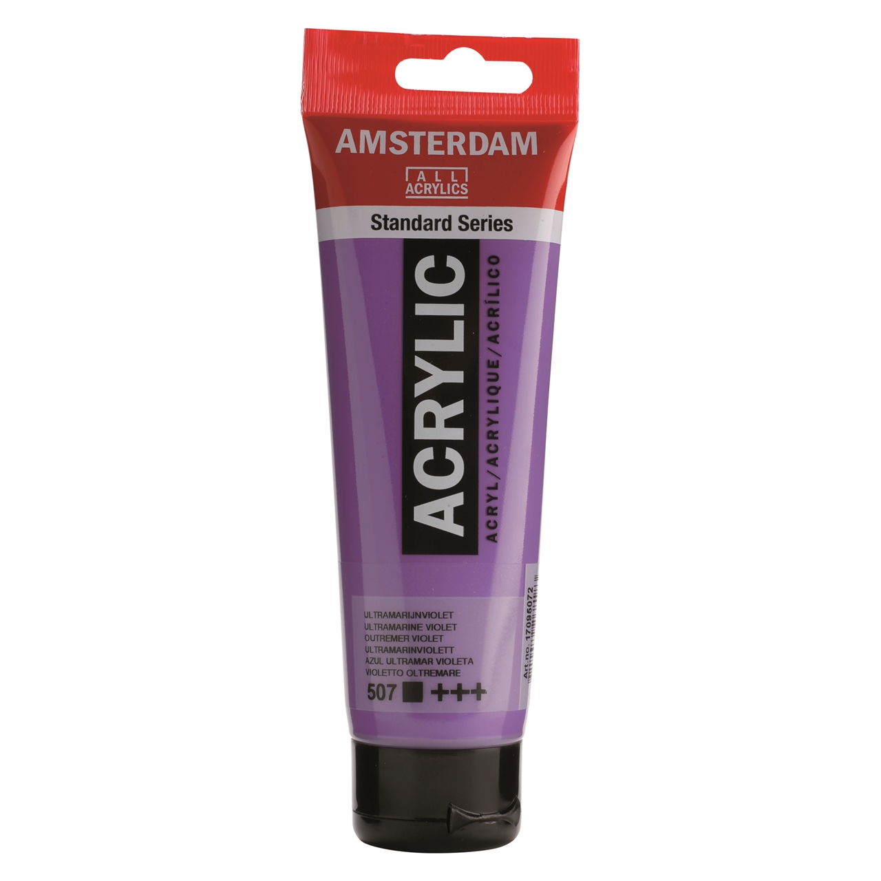 Amsterdam Acrylic Paint Colour Chart