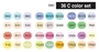 Picture of Copic Ciao Set 36C