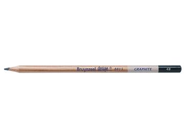 Picture of Bruynzeel Design Graphite Pencil 4B
