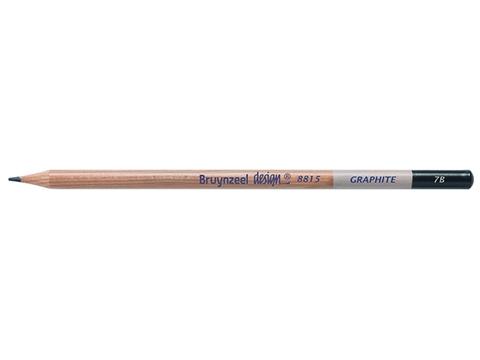 Picture of Bruynzeel Design Graphite Pencil 7B