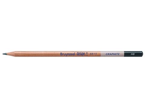 Picture of Bruynzeel Design Graphite Pencil HB