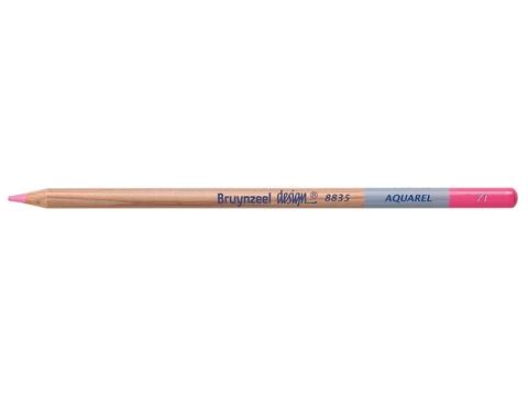 Picture of Bruynzeel Design Aquarel Pencil Candy Pink 71