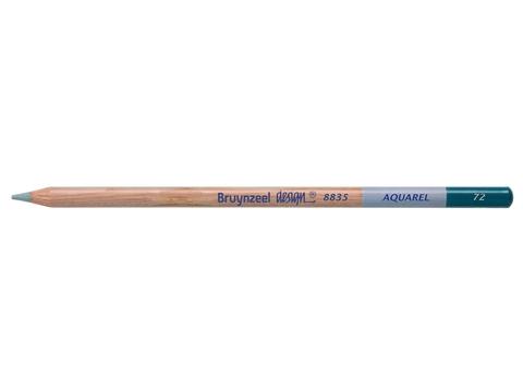 Picture of Bruynzeel Design Aquarel Pencil Cold Grey 72