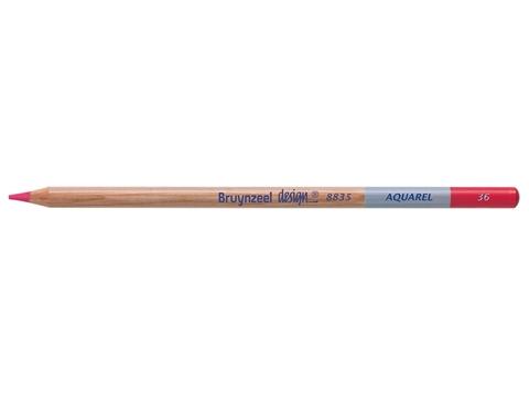 Picture of Bruynzeel Design Aquarel Pencil Dark Pink 36