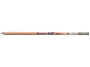 Picture of Bruynzeel Design Pastel Pencil Dull Cold Grey 88