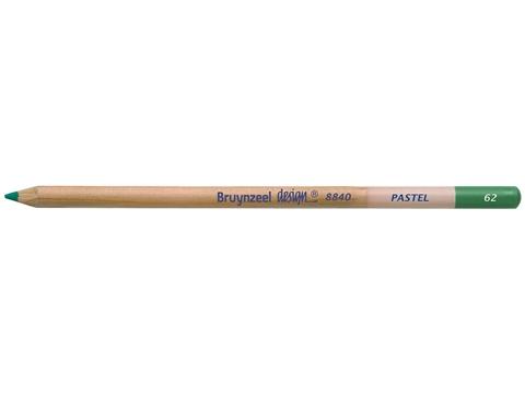 Picture of Bruynzeel Design Pastel Pencil Dark Leafgreen 62
