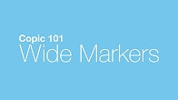 Copic Wide Marker 101