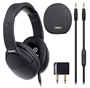 Picture of Moki Noise Cancellation Headphones- Black