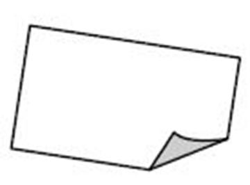 Picture of Aqua W/C Paper 200gsm 350x500