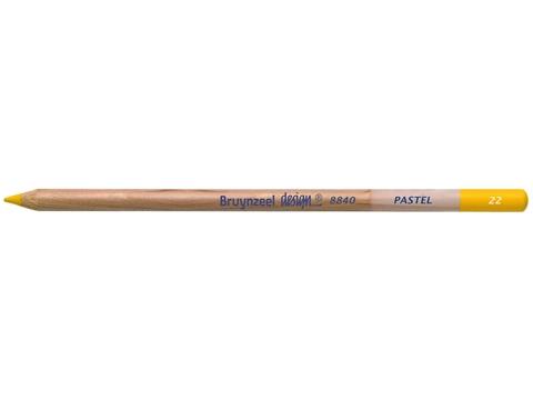 Picture of Bruynzeel Design Pastel Pencil Deep Yellow 22