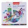 Picture of Bruynzeel Expression Aquarel Pencil Tin 24