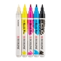 Picture of Ecoline Brushpen Set 5pc -Primary