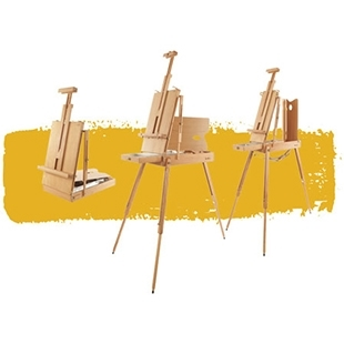 Picture for category Sketch Boxes Easels
