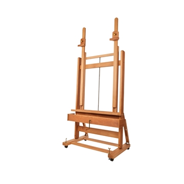 Picture of MABEF M02 Studio Easel Double Mast With Crank For Elev
