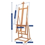 Picture of MABEF M08 Convertible Basic Easel