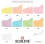 Picture of Ecoline Brushpen Set 10pc -Pastel