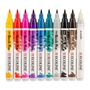 Picture of Ecoline Brushpen Set 10pc -Hand Lettering