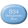 Picture of Copic Sketch B34-Manganese Blue