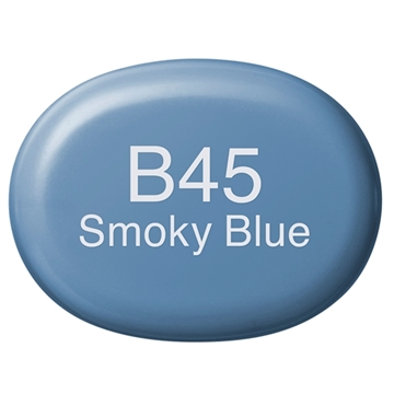 Picture of Copic Sketch B45-Smoky Blue