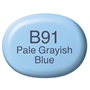 Picture of Copic Sketch B91-Pale Grayish Blue