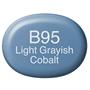 Picture of Copic Sketch B95-Light Grayish Cobalt