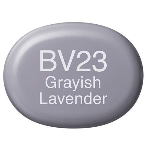 Picture of Copic Sketch BV23-Grayish Lavender