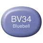 Picture of Copic Sketch BV34-Bluebell