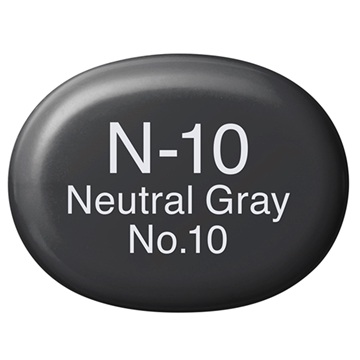 Picture of Copic Sketch N10-Neutral Gray No.10