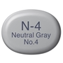 Picture of Copic Sketch N4-Neutral Gray No.4