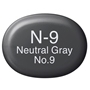 Picture of Copic Sketch N9-Neutral Gray No.9